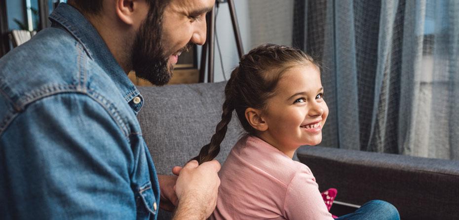 برای تقویت روابط پدر و دختری چگونه رفتار کنیم؟