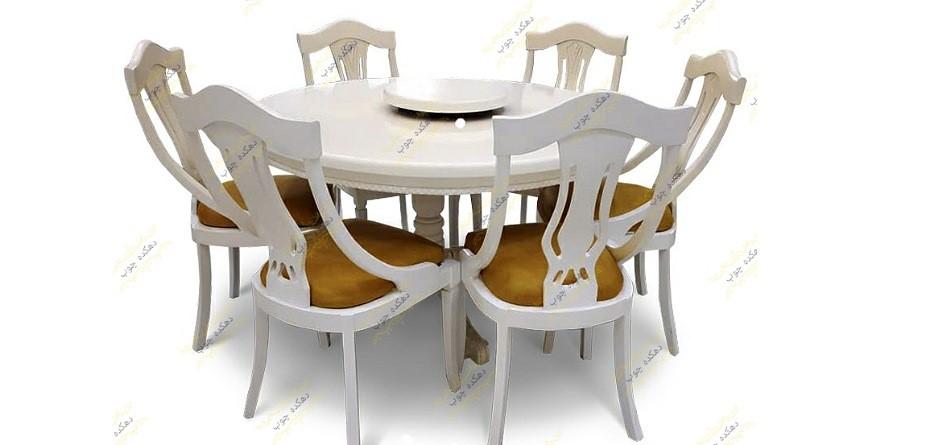 خرید انواع میز ناهارخوری متناسب با هر خانه و کاشانه ای